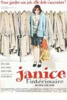 Affiche du film Janice l'int�rimaire