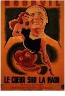 Affiche du film Le coeur sur la main