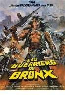 Affiche du film Les guerriers du Bronx
