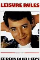 Affiche du film La folle journ�e de Ferris Bueller