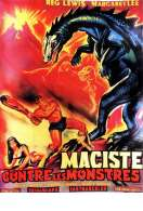 Affiche du film Maciste Contre les Monstres