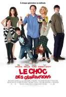 Affiche du film Le Choc des g�n�rations