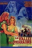 Affiche du film La Vallee des Pharaons