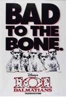 Affiche du film Les 101 Dalmatiens