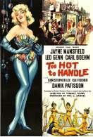Affiche du film La Blonde et les Nus de Soho