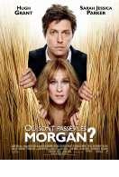 Affiche du film O� sont pass�s les Morgan ?