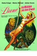 Affiche du film Liane la Sauvageonne