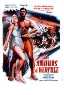 Affiche du film Les Amours d'hercule