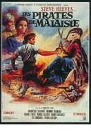 Affiche du film Les pirates de malaisie