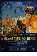 Affiche du film Le Fils de Caroline Cherie