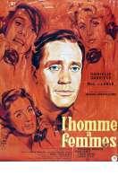 Affiche du film L'homme a Femmes