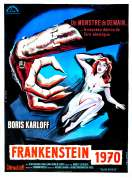 Affiche du film Frankenstein 1970