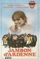 Affiche du film Jambon d'ardennes