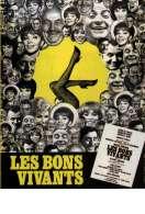 Affiche du film Les Bons Vivants