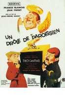 Affiche du film Un dr�le de paroissien