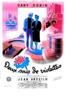 Affiche du film Deux Sous de Violettes