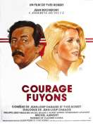 Affiche du film Courage fuyons !