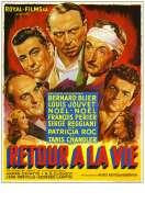 Affiche du film Retour � la vie