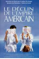 Affiche du film Le d�clin de l'empire am�ricain