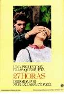 Affiche du film 27 horas