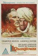 Affiche du film Khartoum