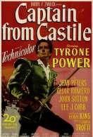 Affiche du film Capitaine de Castille