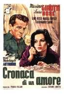 Affiche du film Chronique d'un amour
