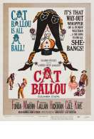 Affiche du film Cat Ballou