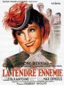 Affiche du film La tendre ennemie