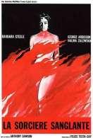 Affiche du film La sorci�re sanglante