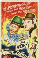 Affiche du film Deux Nigauds Contre le Dr Jekyll et M
