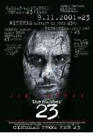 Affiche du film Le nombre 23