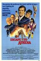 Affiche du film Bons Baisers d'athenes