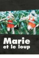 Affiche du film Marie et le loup