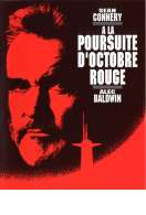 Affiche du film A la poursuite d'octobre rouge