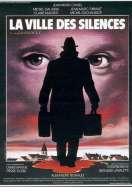 Affiche du film La ville des silences