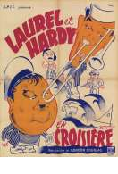 Affiche du film Laurel et Hardy en Croisiere
