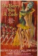 Affiche du film La du Barry Etait Une Dame