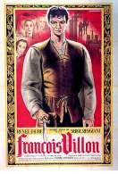 Affiche du film Francois Villon