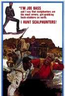 Affiche du film Les chasseurs de scalps