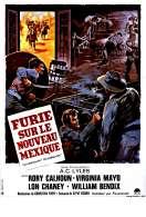Furie Sur le Nouveau Mexique, le film