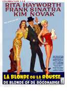 Affiche du film La blonde ou la rousse
