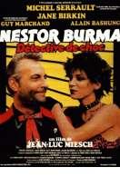 Affiche du film Nestor Burma Detective de Choc