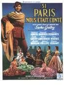 Affiche du film Si Paris nous �tait cont�