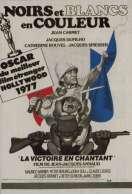 Affiche du film La victoire en chantant