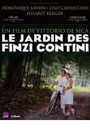 Le Jardin des Finzi-Contini, le film