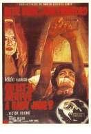 Qu'est-il arrivé à Baby Jane ?, le film