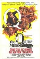 Affiche du film Le Secret du Rapport Quiller