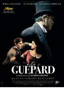 Affiche du film Le gu�pard