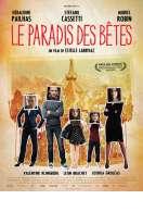 Affiche du film Le Paradis des b�tes